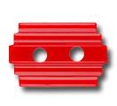 Vintage razor blade button