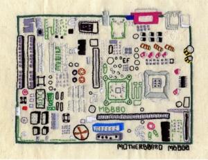 art_motherboard