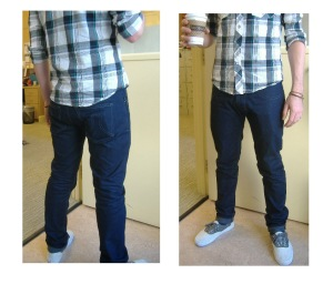 Ryan's jeans copy